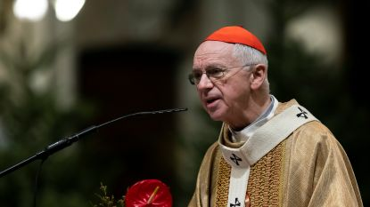 """Aartsbisschop De Kesel over overlijden Danneels: """"Als ik vrij was,  gingen we elke zaterdag aperitief drinken"""""""