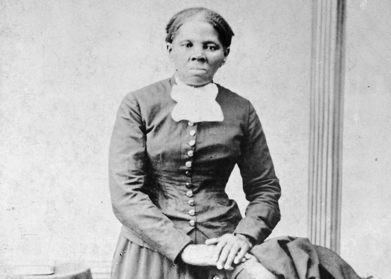 Harriet Tubman was een van de bekendste bestrijders van de slavernij.