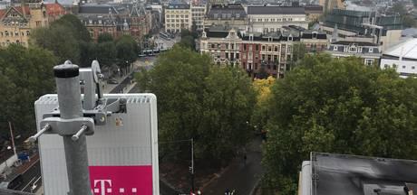 Primeur: eerste 5G-antenne in Amsterdam geactiveerd