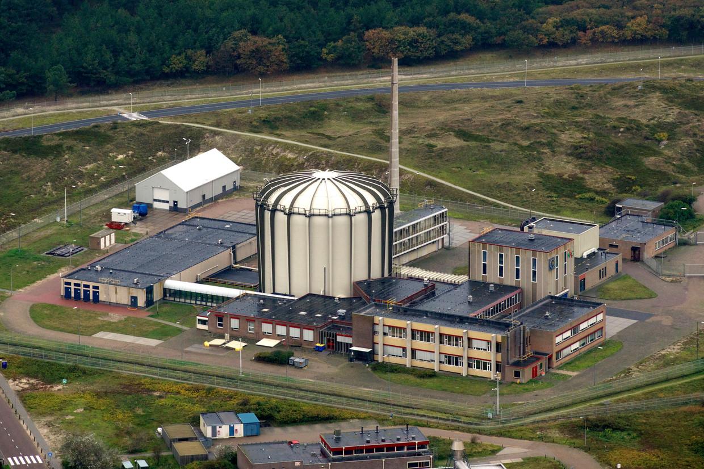De kernreactor van Petten.
