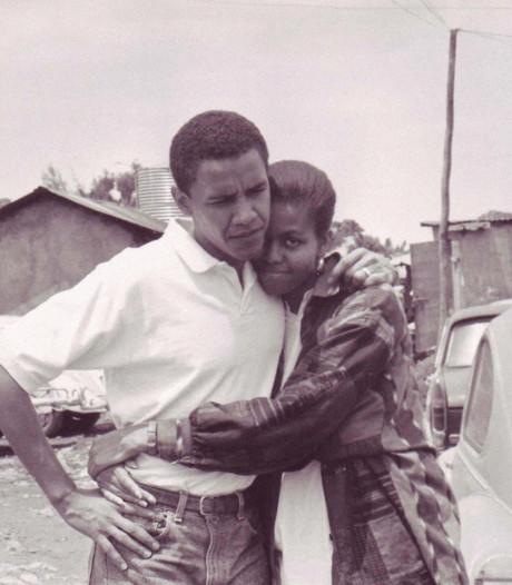 'Als Barack eindelijk thuiskwam, was ik nors naar bed'