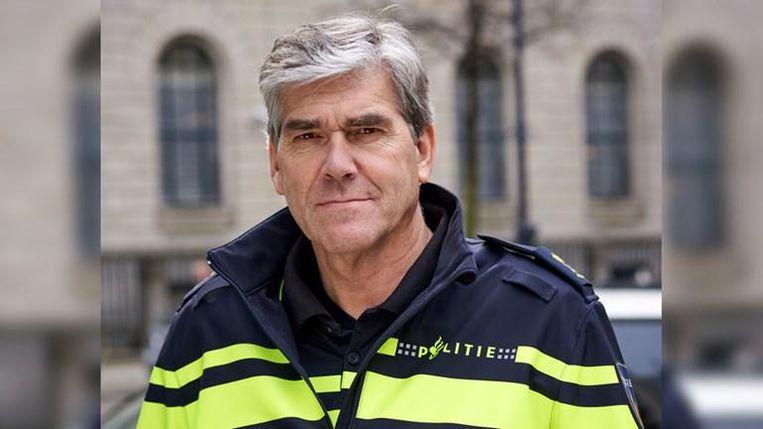 De politiechef Beeld