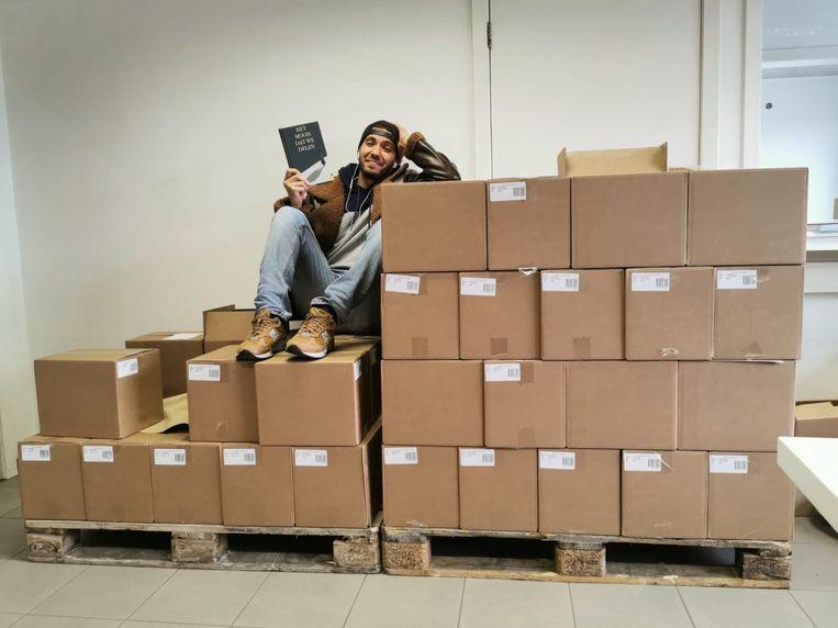 Ish Ait Hamou brengt een nieuw boek uit: 'Het moois dat we delen'