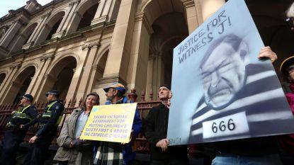 Australische rechter verwerpt beroep tegen pedofiele kardinaal Pell: zes jaar cel