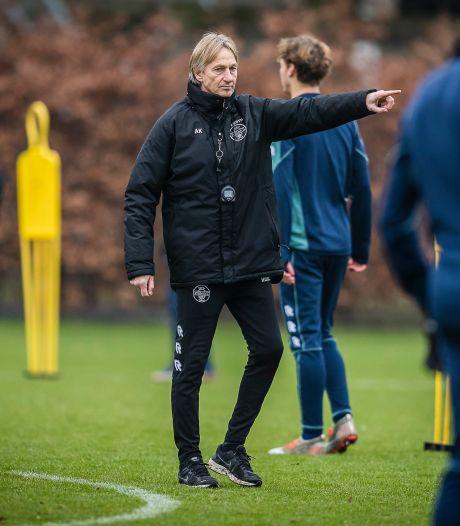 Willem II-trainer Adrie Koster: 'Een cruciale maand, mag je wel stellen'