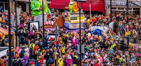 Carnavalsoptocht in Tilburg verplaatst naar 22 maart, ook Udenhout uitgesteld