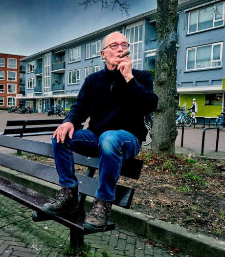 Ted Bogers woont in de Vogelbuurt: 'De ziel van de wijk is voor mij zo ongeveer hetzelfde gebleven'