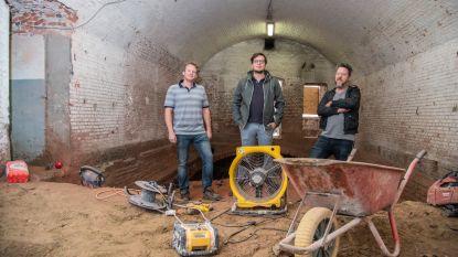 """Vroegere oorlogsbunker Bastion Vijf moet culturele site worden: """"Verbouwingswerken gestart, giften zijn welkom"""""""