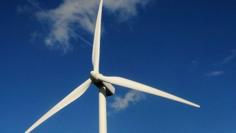 De Windcentrale brengt de stroom van grote molens op een slimme manier naar 10.000 moleneigenaren. Beeld