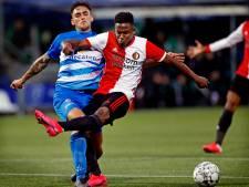 Feyenoord zes tot acht maanden zonder Sinisterra