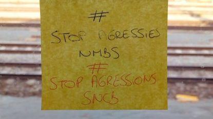 NMBS-medewerkers voeren actie tegen verbale en fysieke agressie