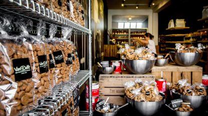 Pepernotenfabriek opent eerste winkel in België
