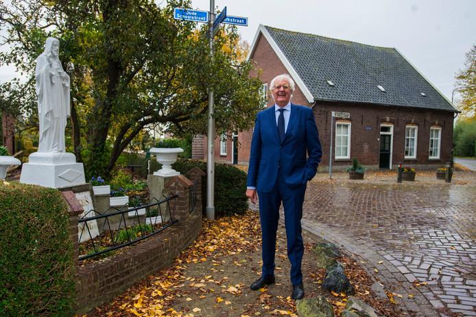 """Roel Augusteijn. Zijn klus als waarnemend-burgemeester in Heusden zit erop. ,,Het was absoluut geen kwelling hier."""""""