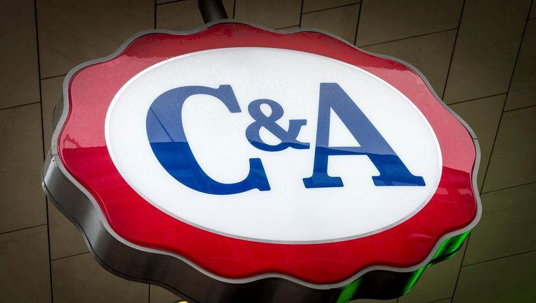 Logo C&A. Beeld ANP