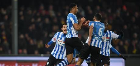 Sam blijft verbazen bij FC Eindhoven: 'Ik kon het zelf ook niet echt geloven'