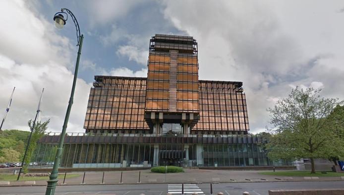Le bâtiment situé au 25, boulevard du souverain est un exemplaire de l'architecture belge
