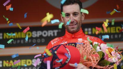 """Nibali na straf nummer: """"Ik moést alleen finishen, als ik wilde winnen"""""""