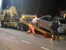Politie neemt auto van overlastgever uit Westerhaar in beslag nadat hij twee keer zo hard reed als toegestaan