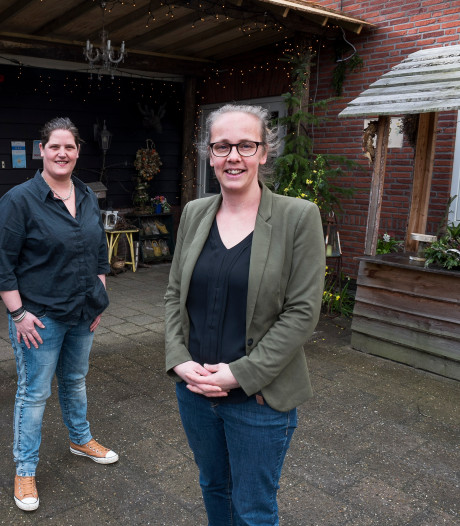 Sfeerstal in Nieuwveen viert 10 jaar lang feest