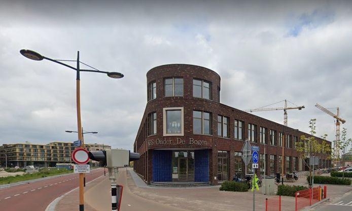 De basisschool in Leidsche Rijn.