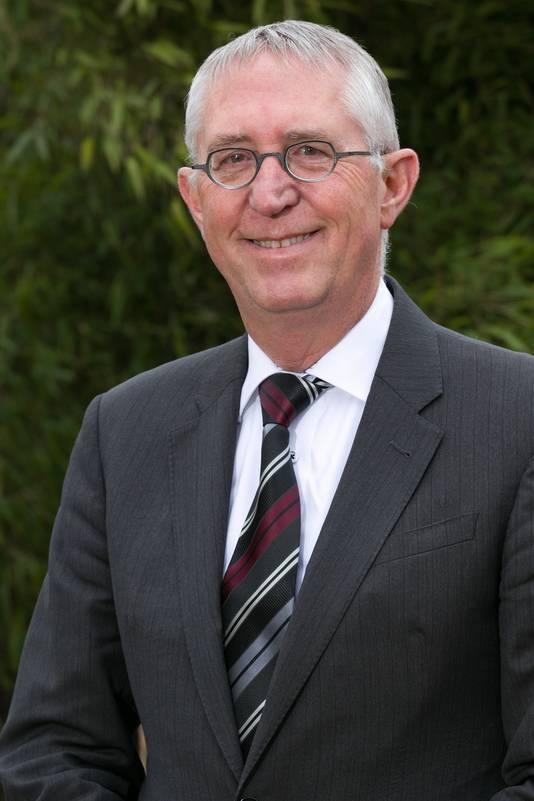 Directeur Gert Mulder van GroentenFruit Huis, brancheorganisatie van telers en handelaren van groenten en fruit.