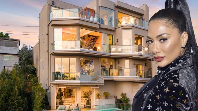 BINNENKIJKEN. Een echt warme thuis én een Pussycat Dolls-comeback: Nicole Scherzinger grijpt haar (tweede) kans