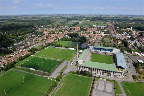 Brugge : Jan Breydelstadion