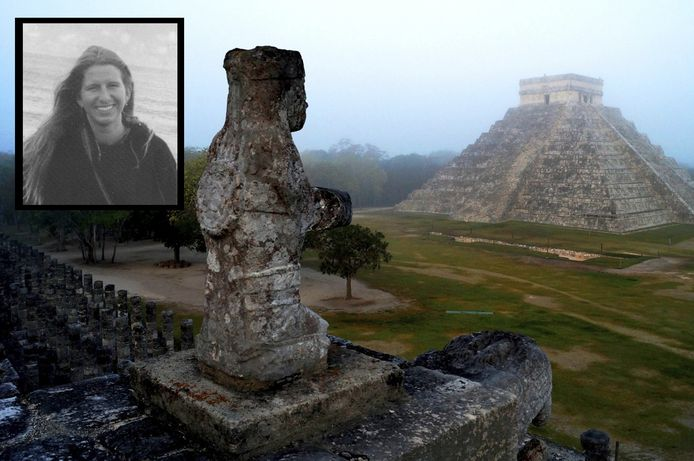 Brenda Searle (inzet) werd in Mexico vermoord.