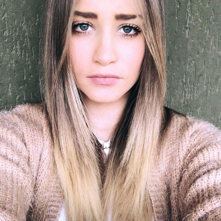 Stella Boccia (24) kwam terug van vakantie met haar vriend Carlos Jesus Truillo.