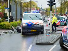Werkstraf van 60 uur voor politieagent na aanrijding met overstekende fietsers