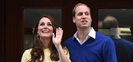 Kate Middleton naar ziekenhuis gebracht voor bevalling derde kind