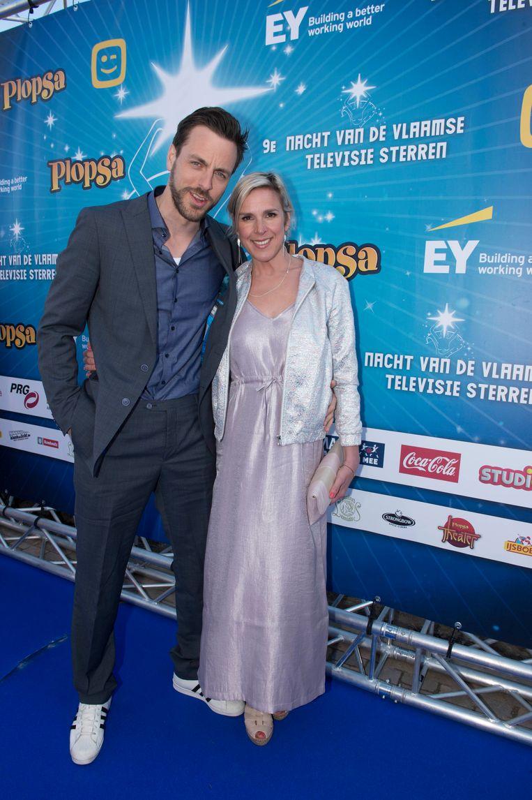 Guga Baul en Tine Embrechts.