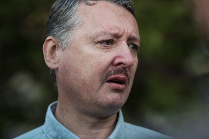 Igor Vsevolodovich Girkin, ook bekend als Strelkov, erkent de Nederlandse rechtsgang niet.