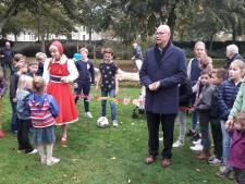 Kaatsheuvelse bewoners regelen zelf speelveld voor kinderen in Prinsessenbuurt