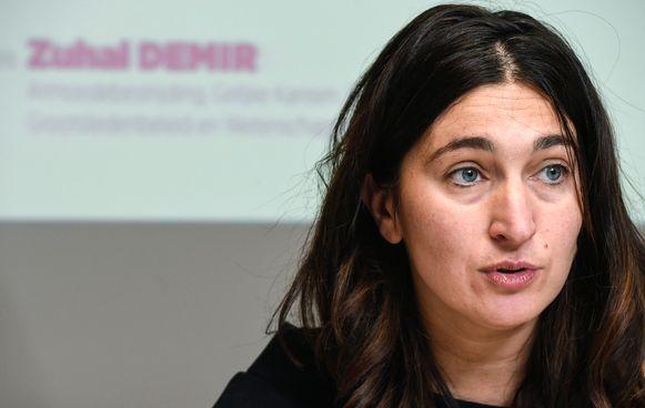 Staatssecretaris voor Gelijke Kansen Zuhal Demir (N-VA)