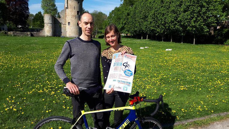 Ook Bart De Clercq en Sofie De Vuyst verschijnen aan de start.