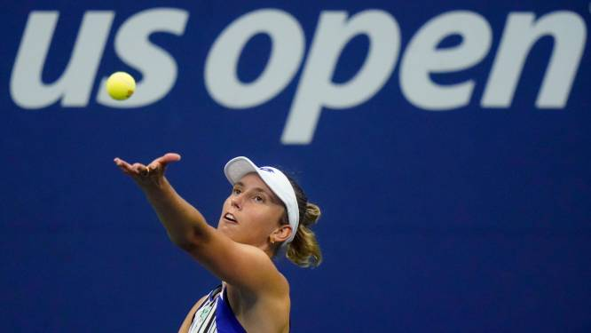 """Pijnlijke kwartfinale voor Elise Mertens na 6-1, 6-0 tegen Azarenka: """"Ik speelde niet eens slecht"""""""