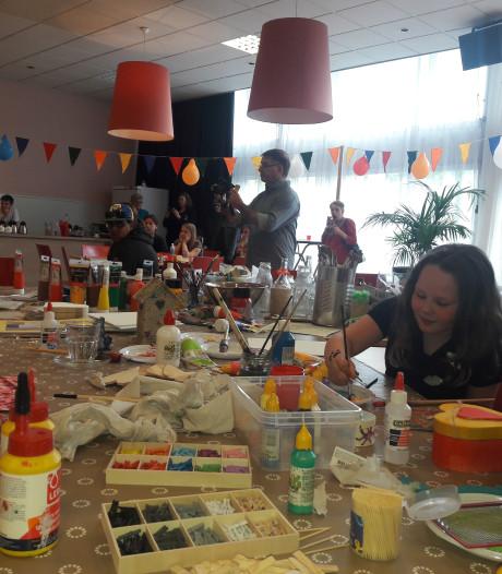 Laatste buurtfeest in In de Roos: 'Het is nu wel erg rustig'