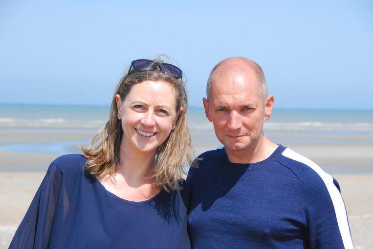 Kim Debrie en Karl Vannieuwkerke