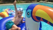 Niemand schuldig aan dood Vic (6), die gekneld raakte in zwembad in Portugal
