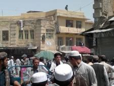 Aanslag tijdens herdenking halfbroer Karzai: vier doden