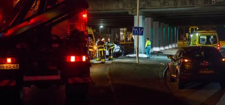 Twee doden bij verkeersongeval in Roosendaal
