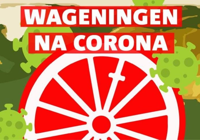 Woensdag Debatdag in Wageningen
