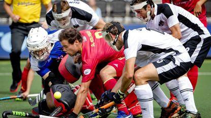 Goed nieuws voor Red Lions: Oostenrijk en Spanje in evenwicht