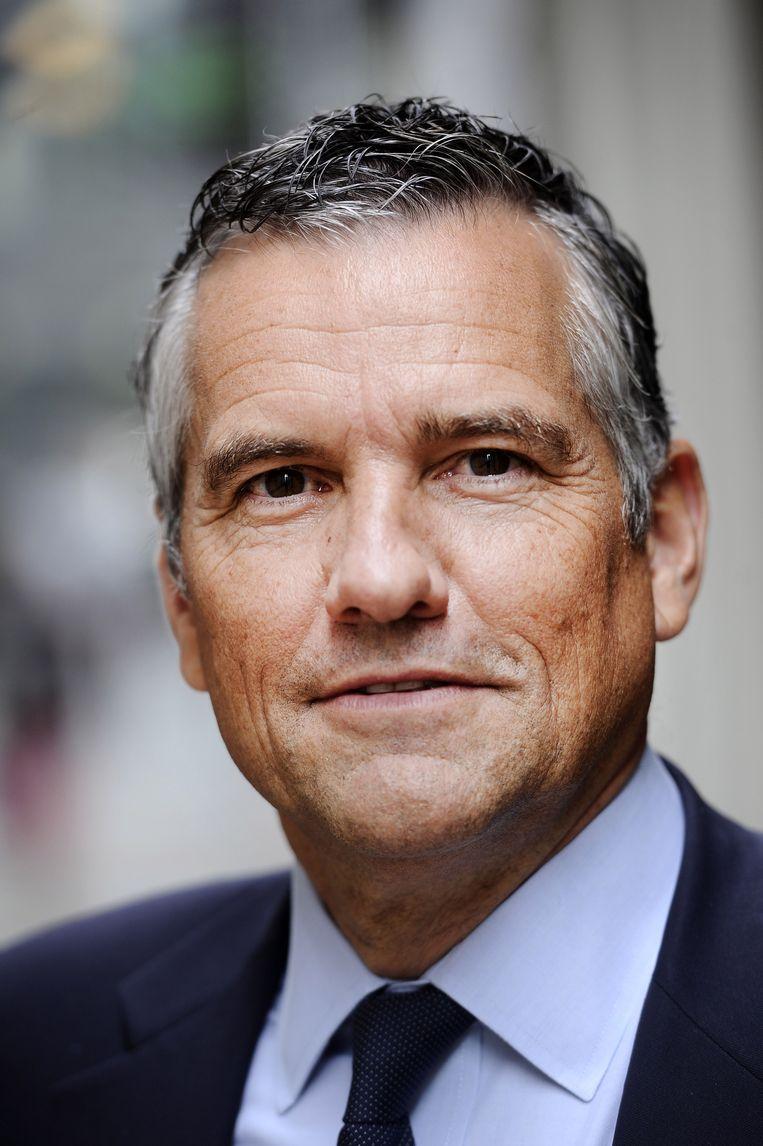 Huub van Doorne kocht Bols in 2006 voor 210 miljoen euro van het Franse Remy Cointreau Beeld anp