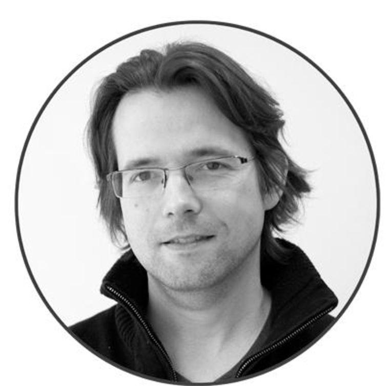 Joris Lenstra is vertaler Engels-Nederlands. Beeld