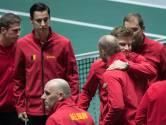 La Belgique face à la Hongrie en qualification pour la Coupe Davis 2020