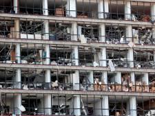LIVE | Cruiseschip gezonken na explosie, havenpersoneel onder huisarrest