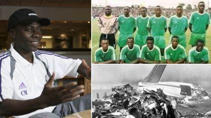 """Charly Musonda ontsnapte 27 jaar geleden aan de dood nadat Zambiaanse ploeg verongelukte: """"Michel Verschueren redde mijn leven"""""""