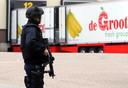 Weer drugs gevonden in fruitcontainer bij De Groot in Hedel